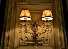 客厅壁灯安装位置 高度多少合适