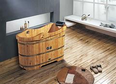 木桶浴缸的好处有哪些  轻松泡出健康来