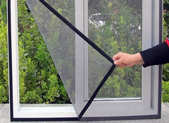 防蚊纱窗的种类  了解这些更全面