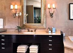 美式浴室柜什么材质好 会不会选一看便知