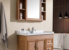 挂墙浴室柜的四大优势全面分析