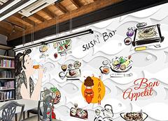 室内墙绘如何设计 让家居更具艺术气息