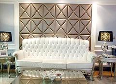 家装软包背景墙多少钱 软包背景墙价格影响因素