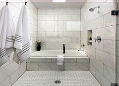 卫生间瓷砖选择技巧  卫生间瓷砖效果图