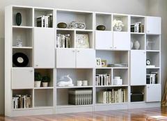 书柜的材质种类介绍 书柜保养知识
