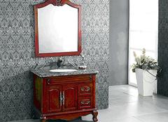 富兰克浴室柜品牌和安装技巧
