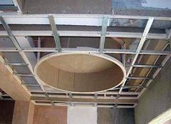 木龙骨吊顶还是轻钢龙骨吊顶好 从不同方面对比
