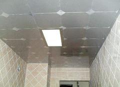 铝扣板吊顶的安装方法 流程简单易学