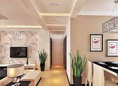 不同风格的装修选择什么样的客厅吊顶 快来了解吧