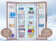 智能电冰箱的卖点 新年家电市场火爆了