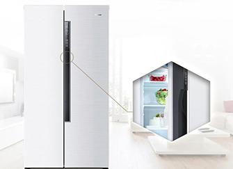 智能�冰箱如何�x一�c��� �你使用更智能