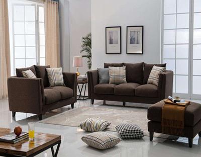 咖啡色沙发配什么颜色窗帘好 色彩搭配教学