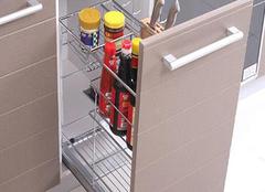 厨房拉篮的种类介绍 应该如何选购厨房拉篮?