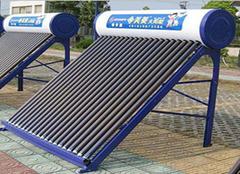 美菱太阳能热水器好用吗 用实力说话