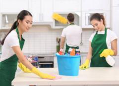 厨房清洁怎么做才对 对油烟说拜拜