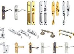 判断五金件的质量与门锁的安装质量
