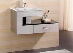 悬挂浴室柜安装方法及注意事项