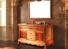 中宇浴室柜的产品特点及保养技巧
