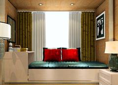 中式家具怎么搭配窗帘 三个技巧想学吗?