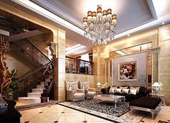 欧式豪华别墅装修的几大技巧