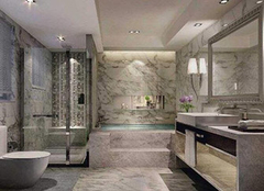 卫生间装修清单 最详细的购买列表