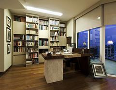 书房装修风水之颜色简析 色彩这样挑才对