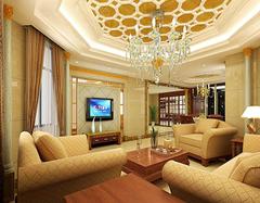 欧式装修风格种类 欧式装修风格样板房设计