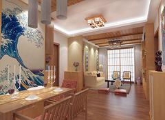 日式风格客厅装修怎么搭配 有哪些注意要点