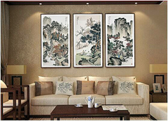 客厅装饰画有哪些注意点  客厅装饰画有什么讲究