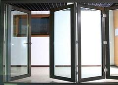 铝合金折叠门的优势如何 为何如此受欢迎