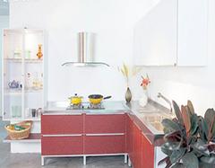 厨房餐厅装修之橱柜篇 让厨房更协调美观