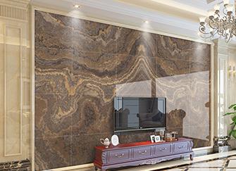 石材背景墙有哪些优点 大理石带来室内好装饰