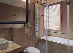 洗手间隔断玻璃的注意事项 如何进行施工