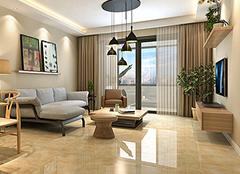 客厅瓷砖铺设技巧有哪些 为家居生活增添舒适效果