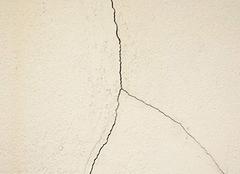 墙体裂缝修复有哪些措施 保障我们的家居生活