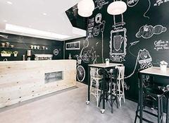 咖啡馆店面设计技巧 氛围决定收益