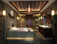 中式洗手间设计风格和特点 让它也与众不同