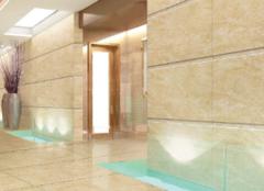 玻化砖是什么 玻化砖防滑吗