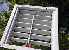 如何安装铝合金百叶窗 必知安装步骤