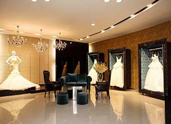 婚纱影楼的装修设计要点 给你至尊的体验