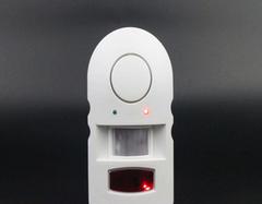 红外线报警器原理都是什么
