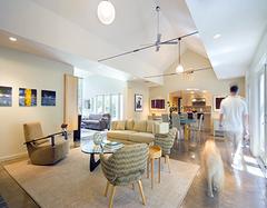 60平米房子装修注意事项 收纳效果更宽敞