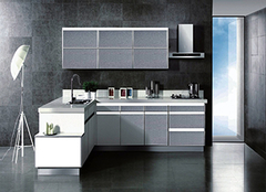 铝合金橱柜门优缺点 铝合金橱柜价格
