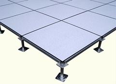 如何鉴别防静电地板质量 让地面更光滑