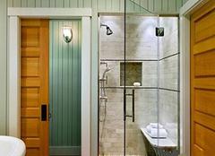 无框玻璃门如何安装 无框玻璃门安装方式
