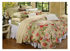 纯棉床单四件套怎么分辨真伪 三个小技巧分享