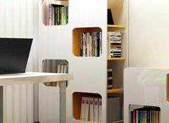 简易书架如何制作  简易书架制作方法