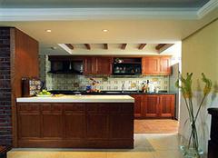 厨房装修的主要事项 厨房装修效果