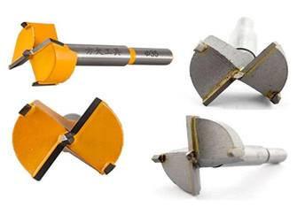 木门锁具开孔器种类 木门锁具开孔器使用