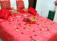 婚礼床上用品不同面料价格 你喜欢哪种